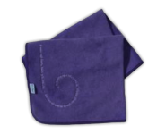 Piri Paua Purple Blanket